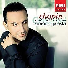Chopin Piano Sonata No. 2 Op. 35 4 Scherzos
