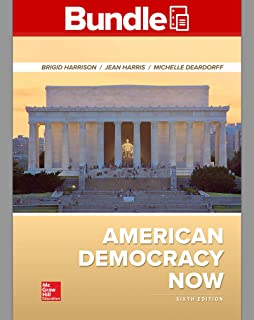 GEN COMBO LOOSELEAF AMERICAN DEMOCRACY NOW; CONNECT ACCESS CARD
