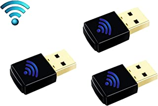 3PACK Supports Y/L WF40 Wi-Fi USB Dongle and IP Phones T27G,T29G,T46G,T48G,T46S,T48S,T52S,T54S,