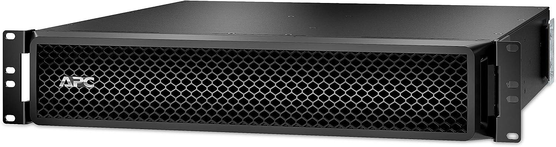 APC SRT48RMBP Smart-UPS SRT 48V 1kVA and 1.5kVA RM Battery Pack - Battery enclosure (rack-mountable / external) - 2 x lead acid - 2U - black