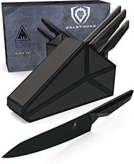 sabatier knife block black
