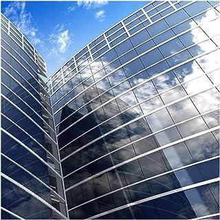 BDF S35 Window Film High Heat Rejection Reflective Silver 35 (Medium) - 36in X 24ft