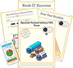 (Spanish Version) Indiana CDL Exam, IN Commercial Driver's License Test Prep, Study Guide