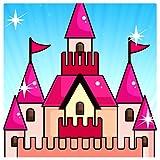 Libro de colorear Castillo