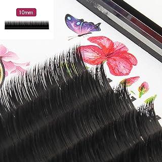 00a9884042a WENSY Makeup Tools Grafting Long False Eyelash Waves 0.07 C Natural Black Eyelashes  Eyelash Extension