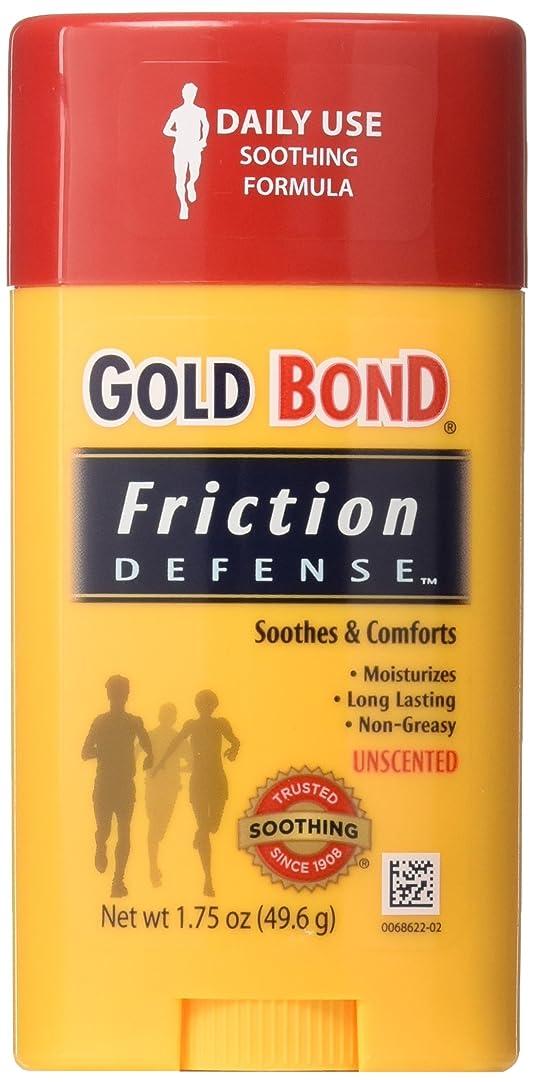 発動機ダーツ熟練したGold Bond 摩擦防衛スティック無香料1.75オンス(2パック) 1.75オンス(2パック)