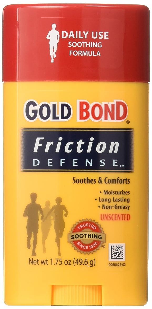 プラス田舎開発Gold Bond 摩擦防衛スティック無香料1.75オンス(2パック) 1.75オンス(2パック)