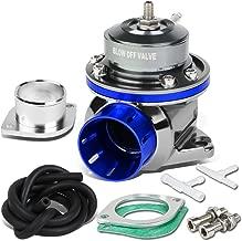 DNA Motoring PT-ZTL-8012-BL Blow-Off valve-BOV (Blue)