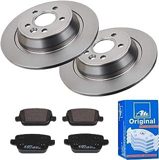2 Bremsscheiben Ø302 Voll + Bremsbeläge ATE P A 02 00370 Bremsanlage