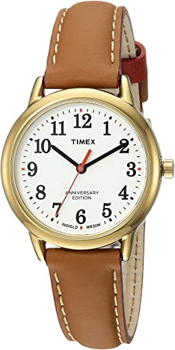 Timex - Easy Reader 40th Anniversary Leather Strap