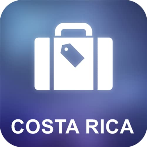 Costa Rica Offline Map