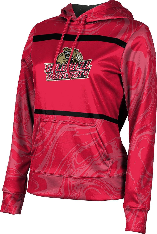 Caldwell University Girls' Pullover Hoodie, School Spirit Sweatshirt (Ripple)