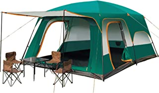 YGY Camping Tent 2 Room Large Space for 3-6 People,...