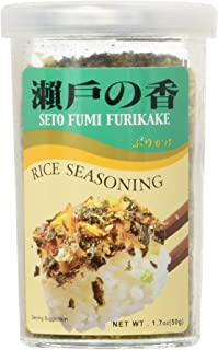 JFC Seto Fumi Furikake Rice Seasoning, 1.7 Ounce