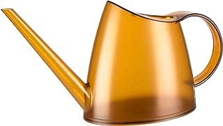 Emsa 518687 Watering Can Fuchsia Transparent 1.5 Litre Capacity Plastic Amber