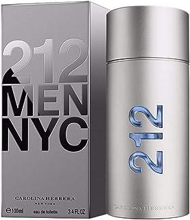 CAROLINA HERRERA 212 MEN EDT SPRAY 100ML 3.4OZ NEW