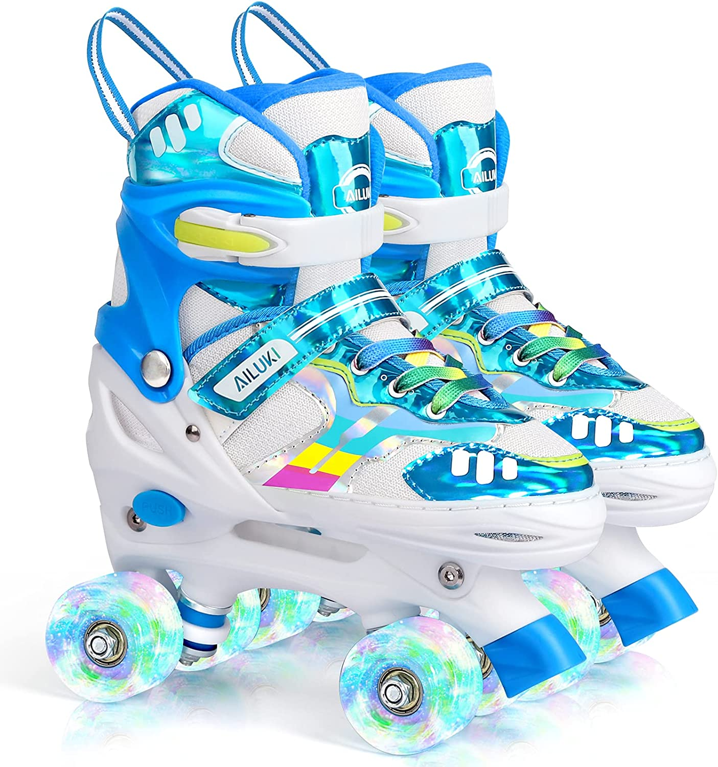 Sales results No. 1 Roller Skates for Girls and Boys Size Ultra-Cheap Deals Kids Adjustable Toddler 4