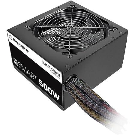 Thermaltake Smart 500W -STANDARD- PC電源ユニット PS624 PS-SPD-0500NPCWJP-W