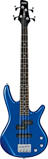 Ibanez GSRM 4 String Bass Guitar, Right, Starlight Blue (GSRM20SLB)
