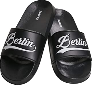 Schlappos City Slides, Chaussons Bas Femme