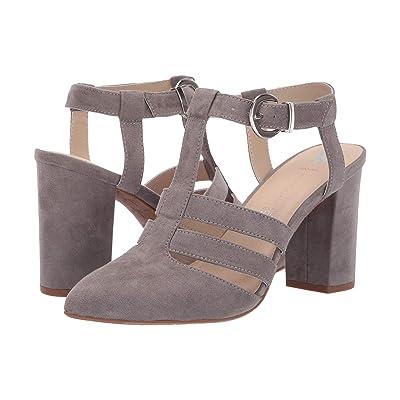 Seychelles BC Footwear by Seychelles Terrace (Grey V-Suede) High Heels