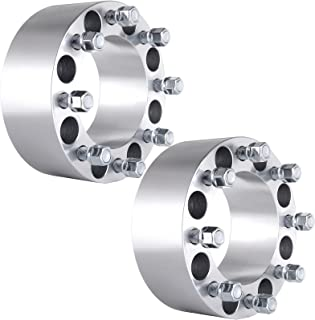 ECCPP Replacement New Parts 8 Lug Wheel Spacer Adapters 3