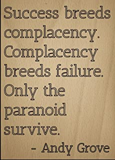 Best quote on complacency Reviews