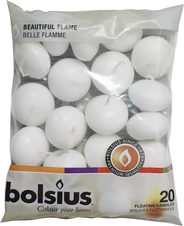 Bolsius Unscented 1.75