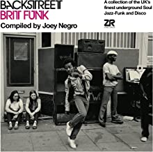 Back Street Brit Funk compiled by Joey Negro