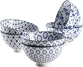cuenco piezas en verde, cuencos para 6/personas cuencos de porcelana M/äser 931220/Serie Alicante