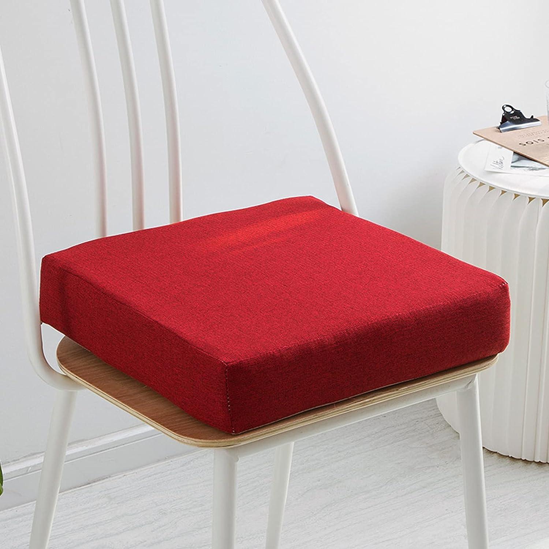 Kairaley Chair Ranking TOP19 gift Pad Square Overstuffed Stool Cushion Seat Cushio