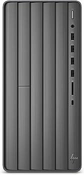 HP ENVY Desktop (Octa i7-10700 / 16GB / 2TB HDD & 256GB SSD / 6GB Video)