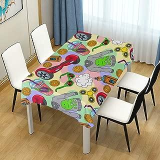 fidget spinner tablecloth