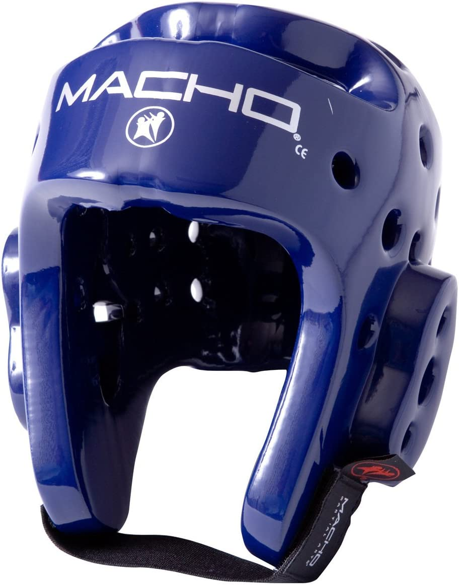 Macho Dyna Head Max 69% Japan's largest assortment OFF Large Blue Royal