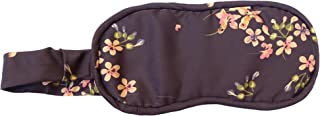Sleep Eye Cover made of Silk and interior Lavender and ice gel bag relaxing aromatherapy غطاء للعيون بحشوة اللافندر و الجل...