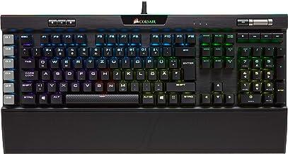 Gesponserte Anzeige – Corsair K95 RGB Platinum Mechanische Gaming Tastatur (Cherry MX Speed: Schnell und Hochpräzise, Mult...
