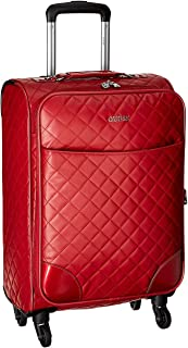 Women's Horton carry-on luggage, red, 14.25