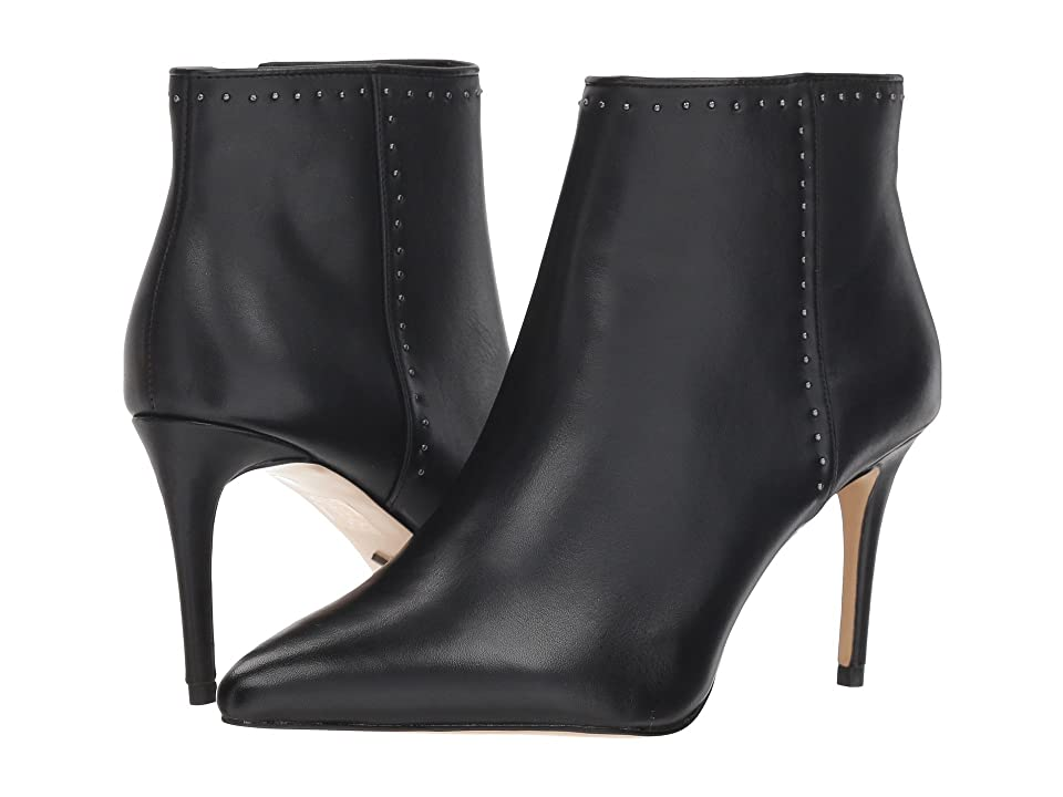 Donna Karan Lizzy (Black Baby Calf/Nappa) High Heels