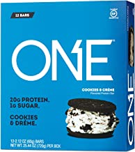 ONE Protein Bar - Cookies and Creme- 12 Pack