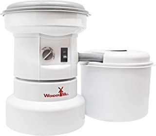Powerful Electric Grain Mill Grinder for Home and Professional Use – High Speed..
