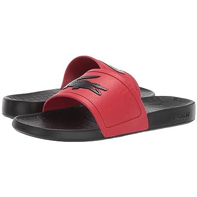 Lacoste Fraisier 319 1 P CFA (Black/Red) Women