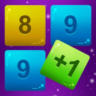 Drag n Merge - Block Number Puzzle Games Free For Kindle Fire