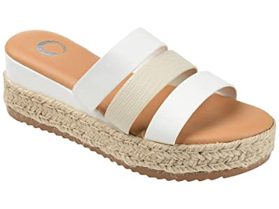 Journee Collection Comfort Foam Whitty Sandal