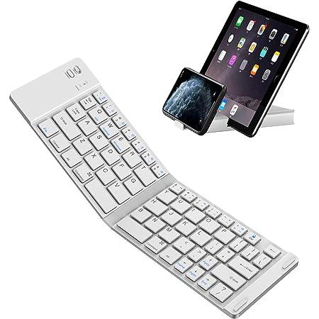 Ikos Ultra Slim Tragbare Faltbare Bluetooth 3 Tastatur Computer Zubehör