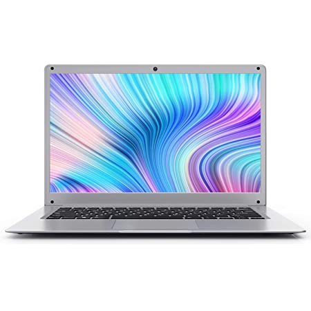 Laptop Computers 14-Inch Windows-10 Notebook - WinBook K146 Intel Celeron Processor 6GB RAM 64GB ROM FHD IPS Display 5G WiFi HDMI (Silver)