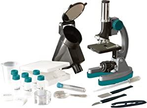 Educational Insights GeoSafari Micropro Elite 98-Piece Microscope Set