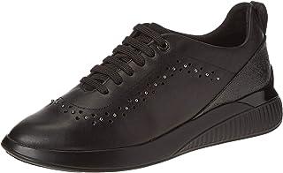 Geox D Theragon C Nappa, Women's Fashion Sneakers