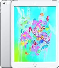 Apple iPad (Wi-Fi + Cellular, 128GB) - Silver (Previous Model)