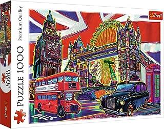 Trefl WPU-10525-01-002-01 Puzzles, Coloured