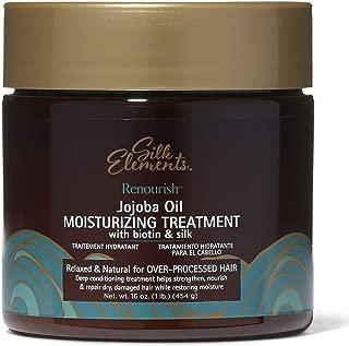 Silk Elements Renourish Jojoba Oil Moisturizing Treatment